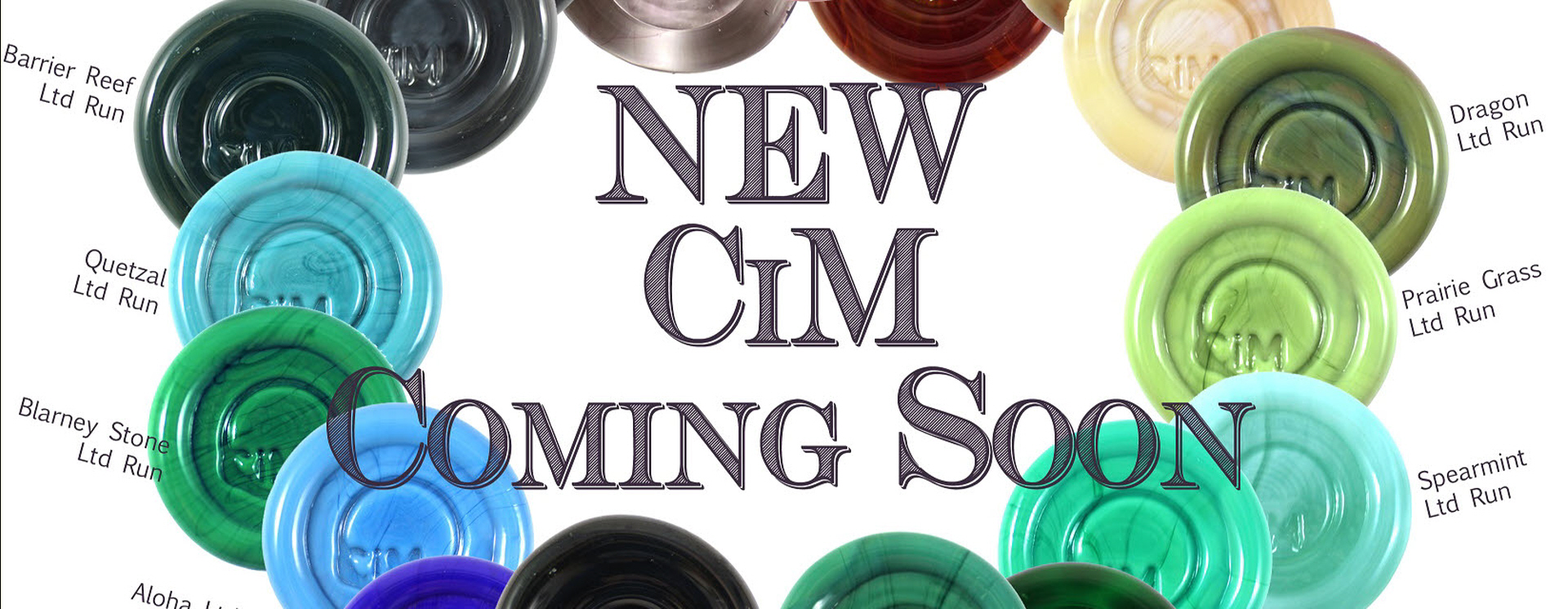 New CiM colours
